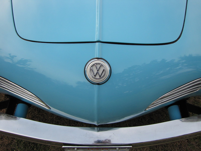 Img on 1968 Vw Karmann Ghia Project Car With Parts