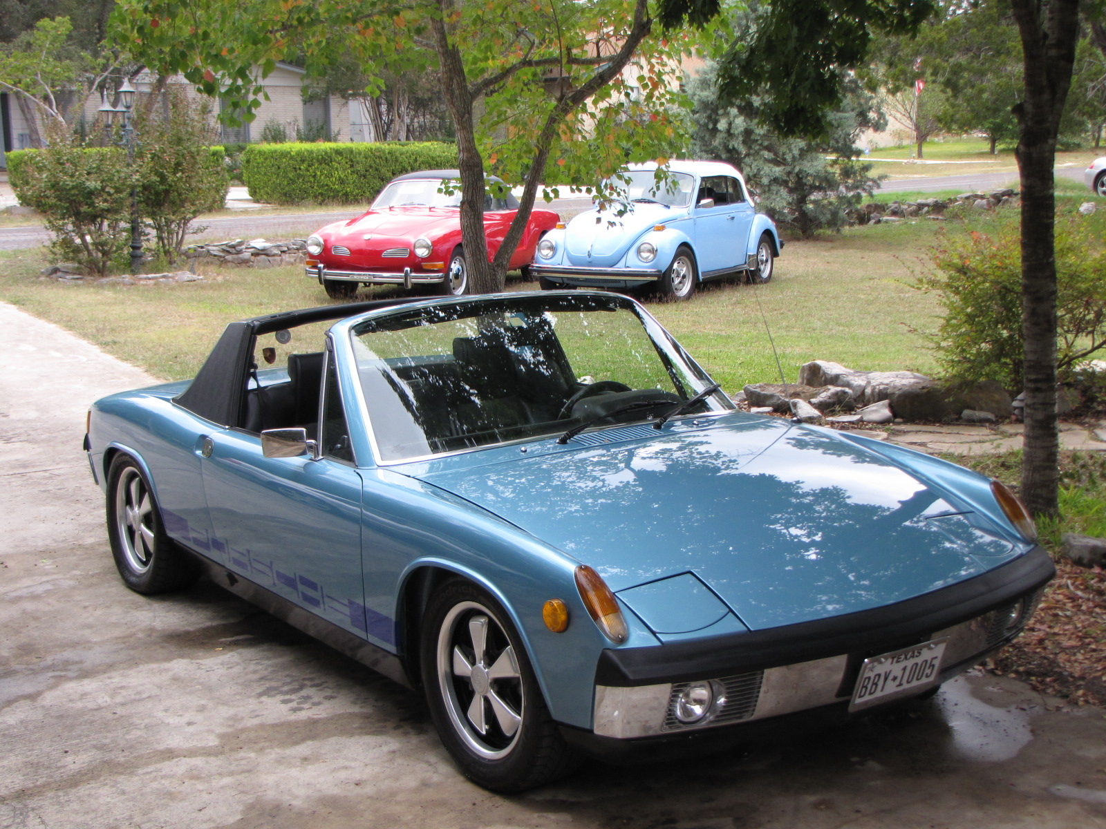 operation blue berblau 1973 porsche 914 uber werks vehicle restoration design. Black Bedroom Furniture Sets. Home Design Ideas